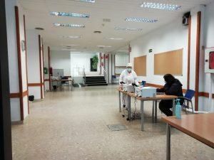 El Casal Municipal de la Gent Gran de Rocafonda-El Palau s'habilita provisionalment per fer atenció primària