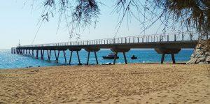 Badalona preveu recuperar el pont del Petroli l'estiu de l'any 2022