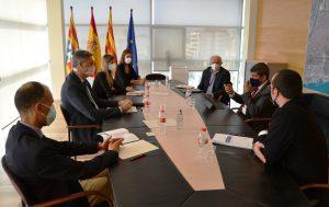 Badalona i la Cambra Oficial de Comerç, Indústria, Serveis i Navegació de Barcelona obren vies de col•laboració