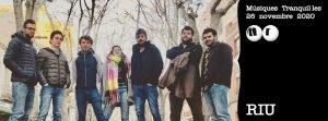 Tornen les Músiques Tranquil•les a la Casa de la Música de Mataró!