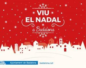 Badalona viurà un Nadal amb la ciutat més il•luminada que mai