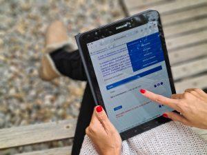 Nova sessió formativa per aprendre a fer tràmits per Internet amb l'Ajuntament
