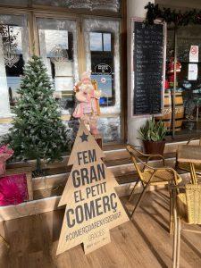 Fem gran el petit comerç! campanya de suport al comerç local per aquestes festes de Nadal a Arenys de Mar