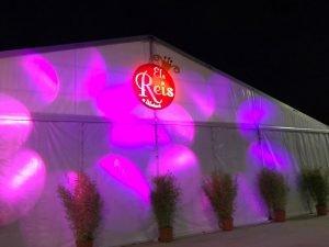 L'encesa de llums enceta un cicle de Nadal diferent que comptarà amb un Campament Reial al Parc Central