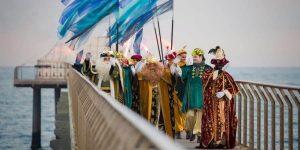 Exhaurides les entrades per rebre als Reis d'Orient a l'Estadi Municipal de Badalona