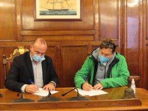 Donació del fons documental de Iago Pericot a l'Arxiu Municipal del Masnou
