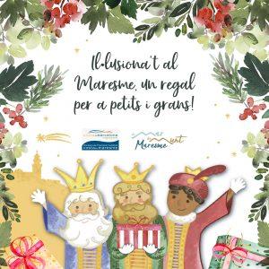 El Consorci de Promoció Turística impulsa una campanya de Nadal per posar en valor els atractius del Maresme