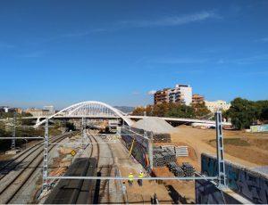 Afectacions en la circulació de trens de l'R1 durant aquest pont de desembre