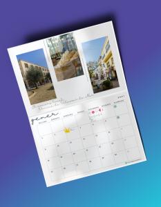 La regidoria de Comerç edita 6.000 exemplars del calendari del comerç local