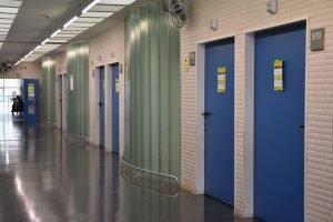 Se suspenen temporalment les visites als pacients ingressats en els hospitals de la Corporació