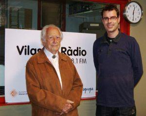 Adéu i gràcies a l'il•lustre Josep Fornas, referent cultural del nostre poble, Vilassar de Mar, i de tot Catalunya