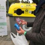 Badalona se suma a Reciclos, el sistema de reciclatge amb recompensa d'Ecoembes