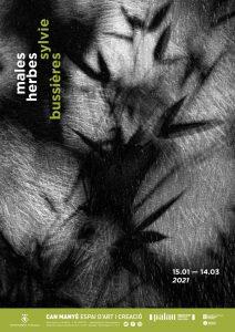 """Nova exposició a Can Manyé, Alella: """"Males herbes"""" de Sylvie Bussières!"""
