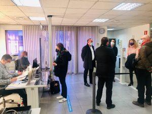 En marxa la nova oficina de Gestió Tributària al Masnou