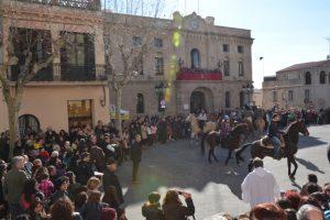 Es cancel•la definitivament la festa de Sant Antoni a Vilassar de Dalt