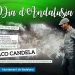Badalona celebra aquest dissabte 27 de febrer al Teatre Margarida Xirgu l'acte institucional del Dia d'Andalusia