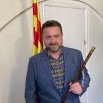 Òscar Baró, nou alcalde de Caldes d'Estrac