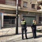 La Policia Local de Mataró desallotja un local ocupat per raons de seguretat i frustra la usurpació d'un altre habitatge
