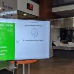 L'Ajuntament de Mataró estrena un sistema innovador de control d'aforament al Mercat de la Plaça de Cuba