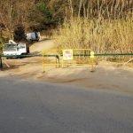 L'Ajuntament de Mataró instal•la barreres per tancar els accessos a les rieres en cas de fortes precipitacions