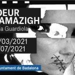 L'Espai Betúlia de Badalona acull la mostra pictòrica Coeur d'Amazigh de Nuria Guardiola