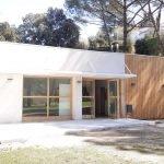 Finalitzen les obres de rehabilitació del nou local social de Les Ginesteres d'Argentona