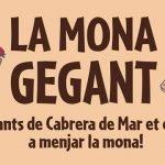 Els gegants de Cabrera de Mar tornen a convidar a mona