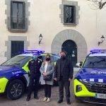 La Policia Local de Sant Vicenç de Montalt estrena nous vehicles policials