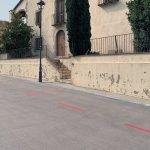 Sant Vicenç de Montalt ja té places gratuïtes d'aparcament exprés