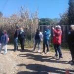 El professorat de Vilassar de Dalt s'apropa a la ruta de l'Anella verda