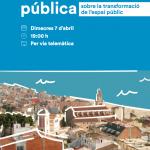 Dues audiències públiques per explicar importants modificacions urbanístiques del municipi, en exposició pública