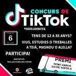El Casal de Joves de Teià organitza un concurs de TikTok per celebrar el Dia de les Dones