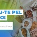 Mou-te pel Zero, una campanya de l'Ajuntament d'Alella per reduir residus, pionera a Catalunya
