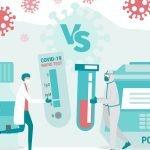 Salut prioritzarà les PCR en comptes del test d'antígens