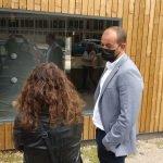 Nova caldera de biomassa forestal per equipaments municipals d'Argentona