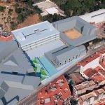 L'aparcament de Can Saleta de Calella tindrà una capacitat per a 420 vehicles
