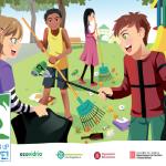 L'Ajuntament us convida a fer neteja d'espais naturals d'Alella