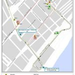 La pacificació del carrer d'Enric Borràs de Badalona comença amb la reducció d'un 35% del trànsit d'autobusos