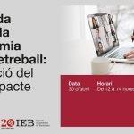 """Jornada """"La pandèmia i el teletreball: valoració del seu impacte"""""""