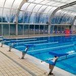 La piscina municipal de Cabrera de Mar es prepara per a acollir competicions oficials