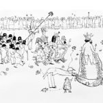 'Sàtira gràfica', exposició de dibuixos de Joaquim Bartra al Museu Arxiu de Sant Andreu de Llavaneres