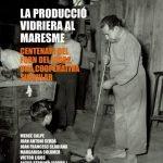 """Presentació del llibre """"La producció vidriera al Maresme"""" a Argentona"""