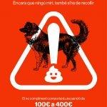 Caldes d'Estrac posa en marxa una campanya en defensa d'una tinença responsable dels animals de companyia