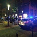 Operatiu específic de la Policia Local de Mataró amb motiu de la fi de l'estat d'alarma i els nous horaris de les activitats