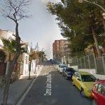 Nova zona de vianants davant l'Escola Ferrer i Guàrdia del Masnou
