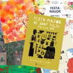 Del 24 de maig al 2 de juny es poden votar els cartells de Festa Major d'Alella 2021