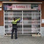 La Policia Local fa tancar quatre locals on es realitzaven activitats il•legals de naturalesa sexual