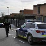 La Policia Local de Sant Vicenç de Montalt deté dos homes en recerca i captura