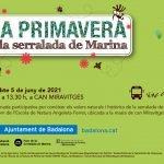 L'entorn de la masia de Can Miravitges de Badalona acollirà el dissabte 5 de juny la cinquena edició de La primavera