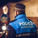 Detinguda una persona per un presumpte delicte de danys a vehicles